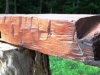 Hand Hewn Mantle 015